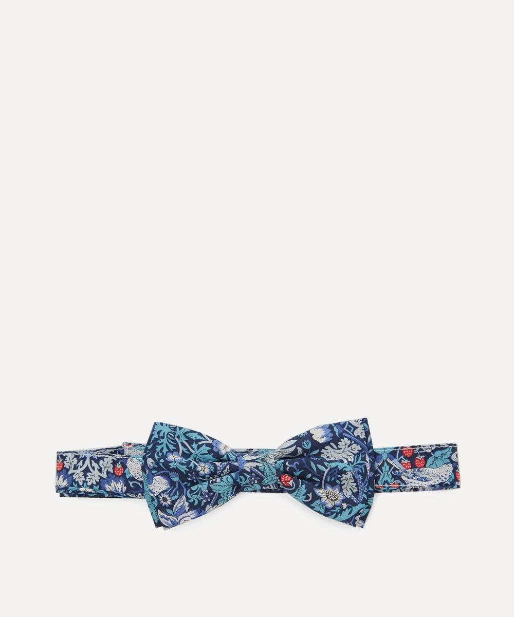Verity Jones - Strawberry Thief Bow Tie