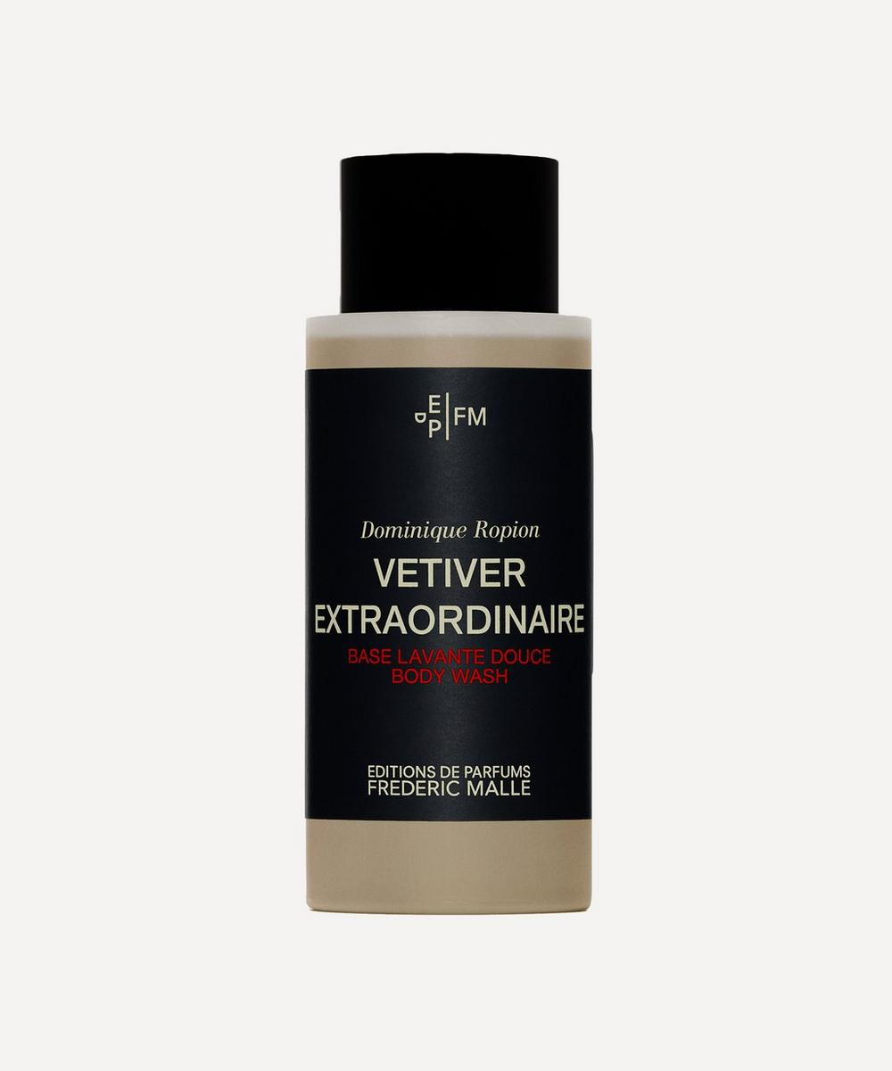 Frédéric Malle - Vetiver Extraordinaire Body Wash 200ml