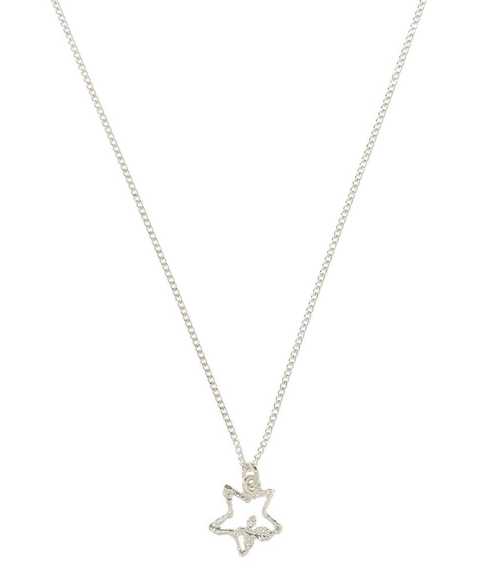 Alex Monroe - Sterling Silver Wishing Star Children's Necklace