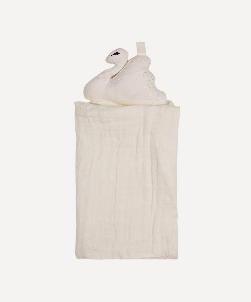 Cam Cam Copenhagen - Swan Cuddle Cloth