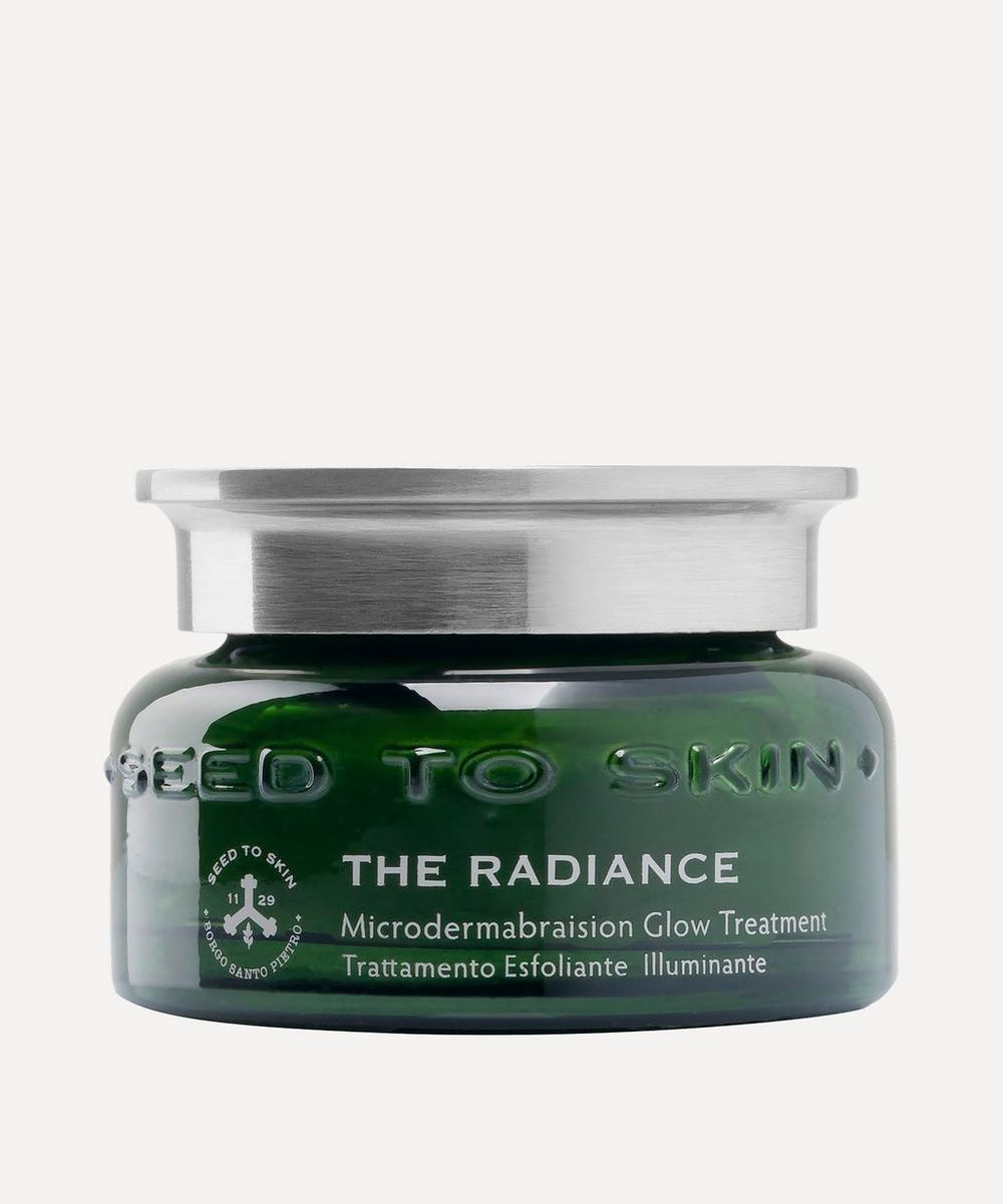 SEED TO SKIN - The Radiance Microdermabrasion Glow Treatment 50ml