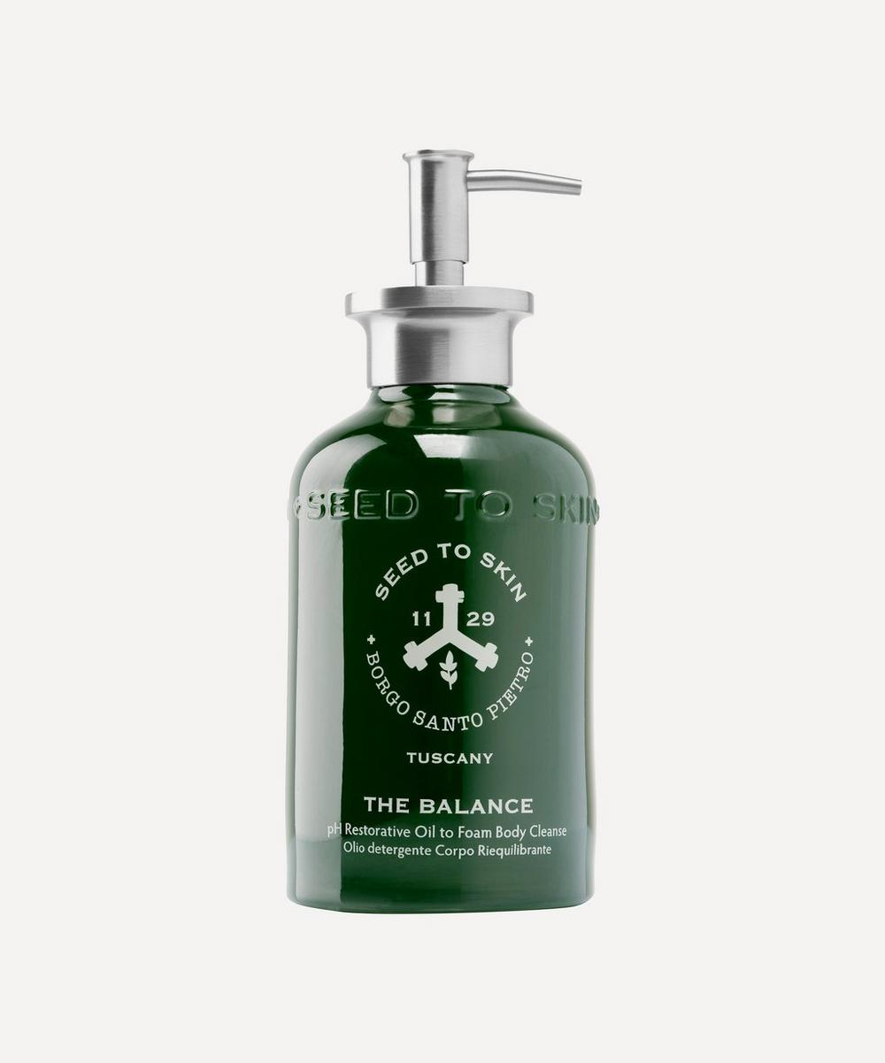 SEED TO SKIN - The Balance Restorative Shower Oil 300ml