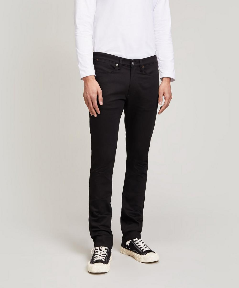 Acne Studios - Max Stay Black Jeans