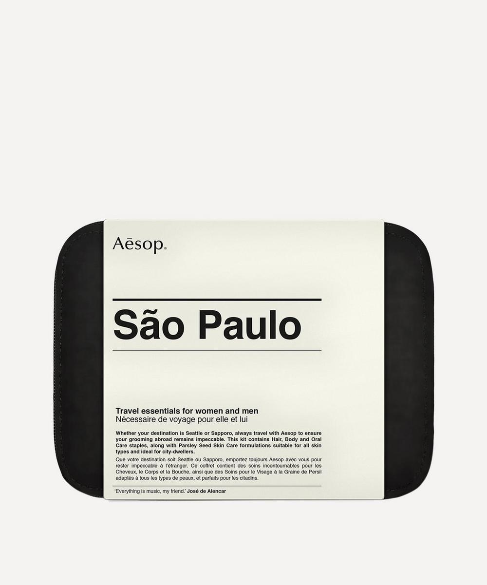 Aesop - São Paulo Travel Kit