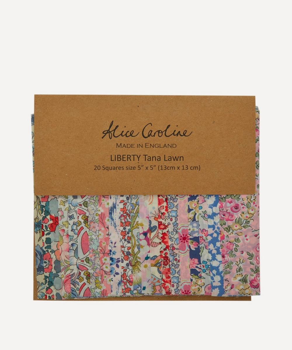 Alice Caroline - Liberty Tana Lawn™ Cotton Squares