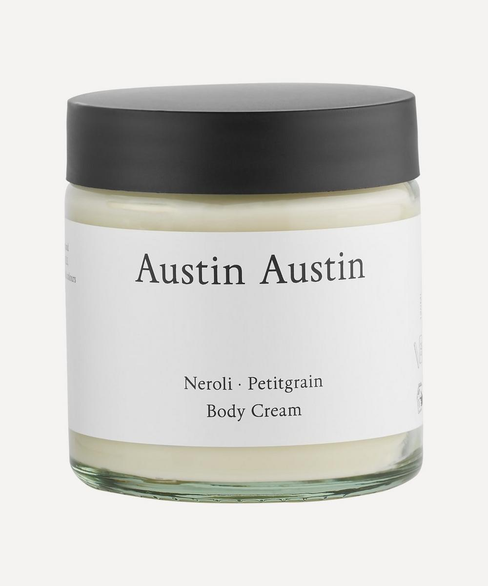 Austin Austin - Neroli and Petitgrain Body Cream 120ml