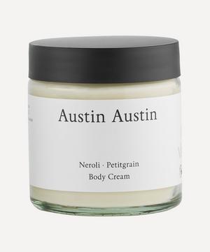 Neroli and Petitgrain Body Cream 120ml