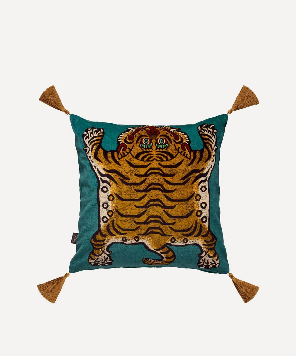 House of Hackney - Saber Large Velvet Cushion