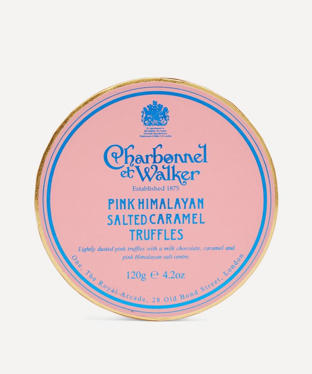 Charbonnel et Walker - Pink Himalayan Salted Caramel Truffles 120g