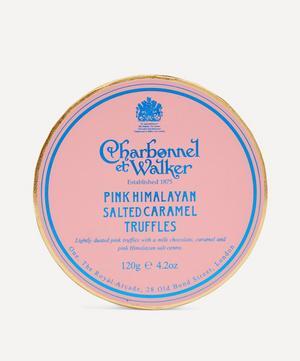 Pink Himalayan Salted Caramel Truffles 120g