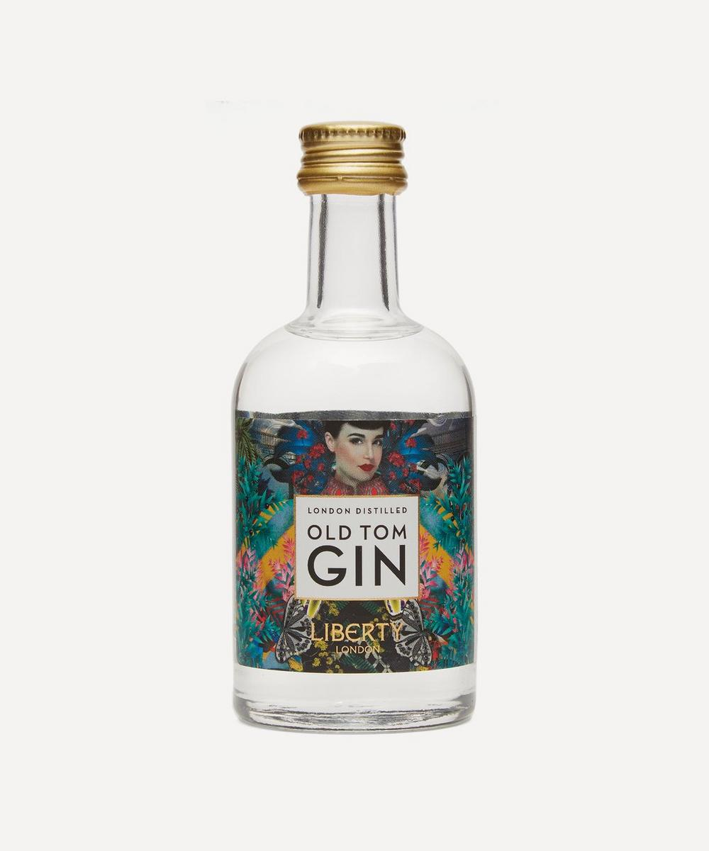 Liberty - Miniature Distilled Old Tom Gin 50ml image number 0