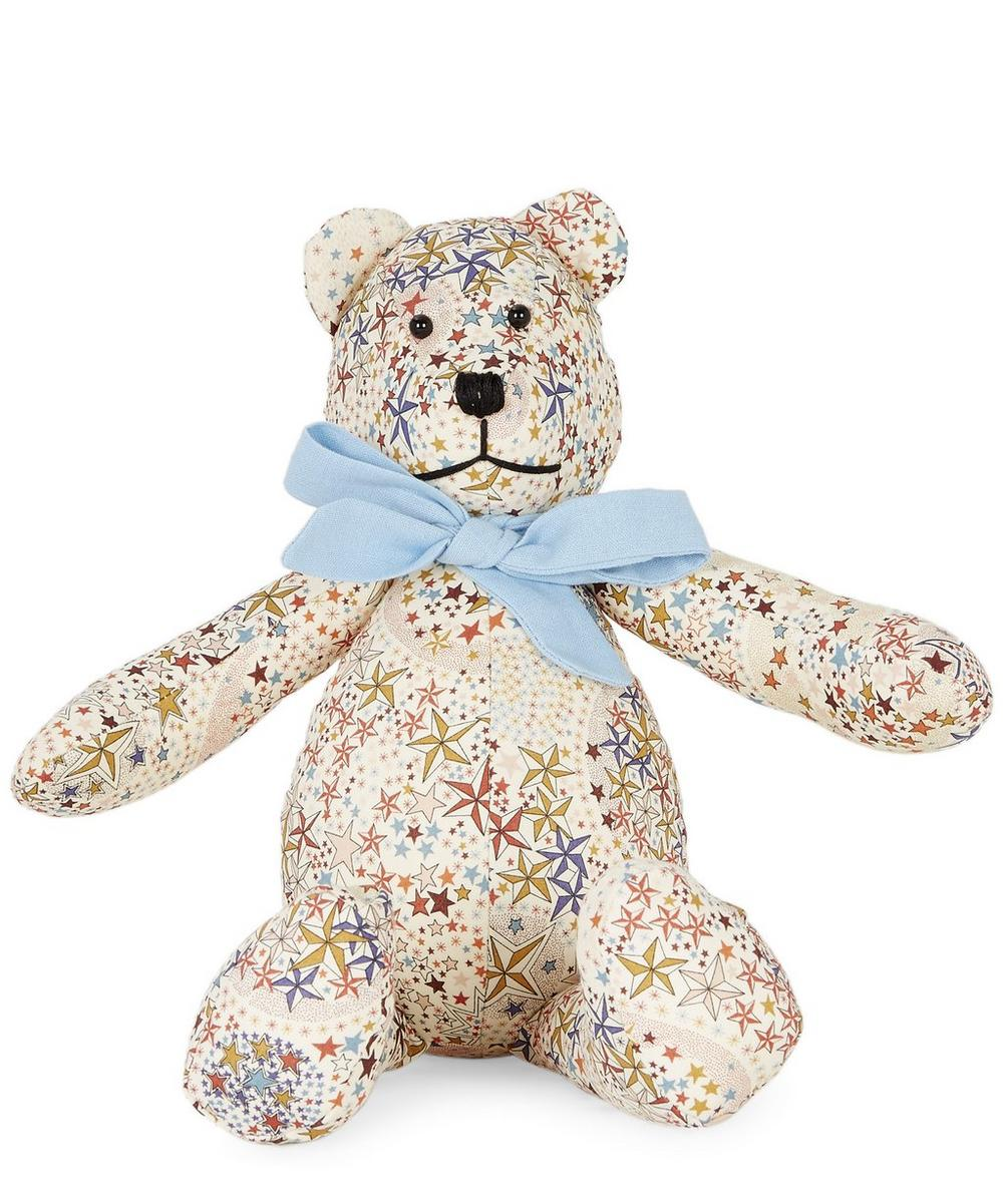 Grin & Bear - Small Adelajda Liberty Print Bear