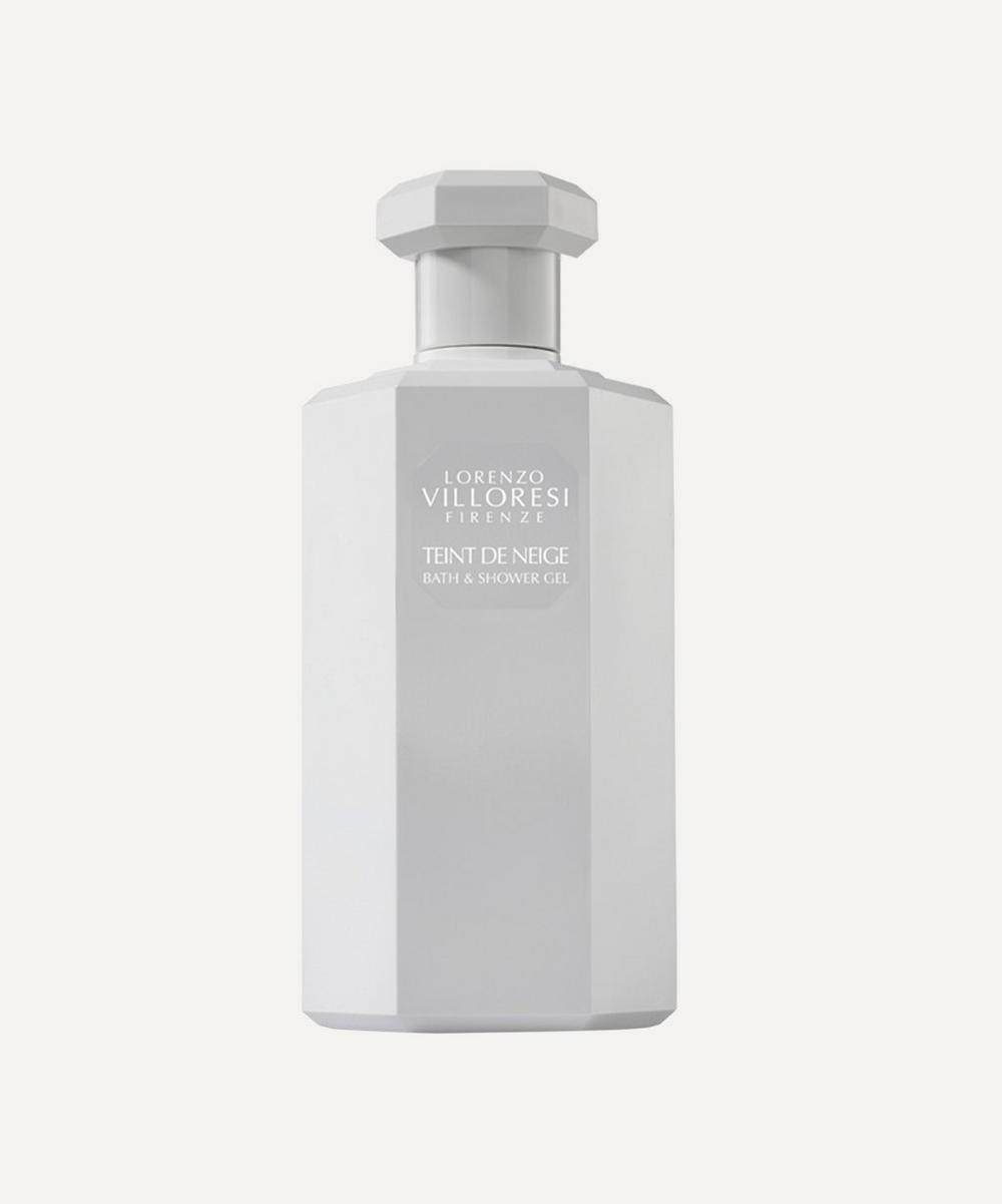 Lorenzo Villoresi - Teint de Neige Bath and Shower Gel 250ml
