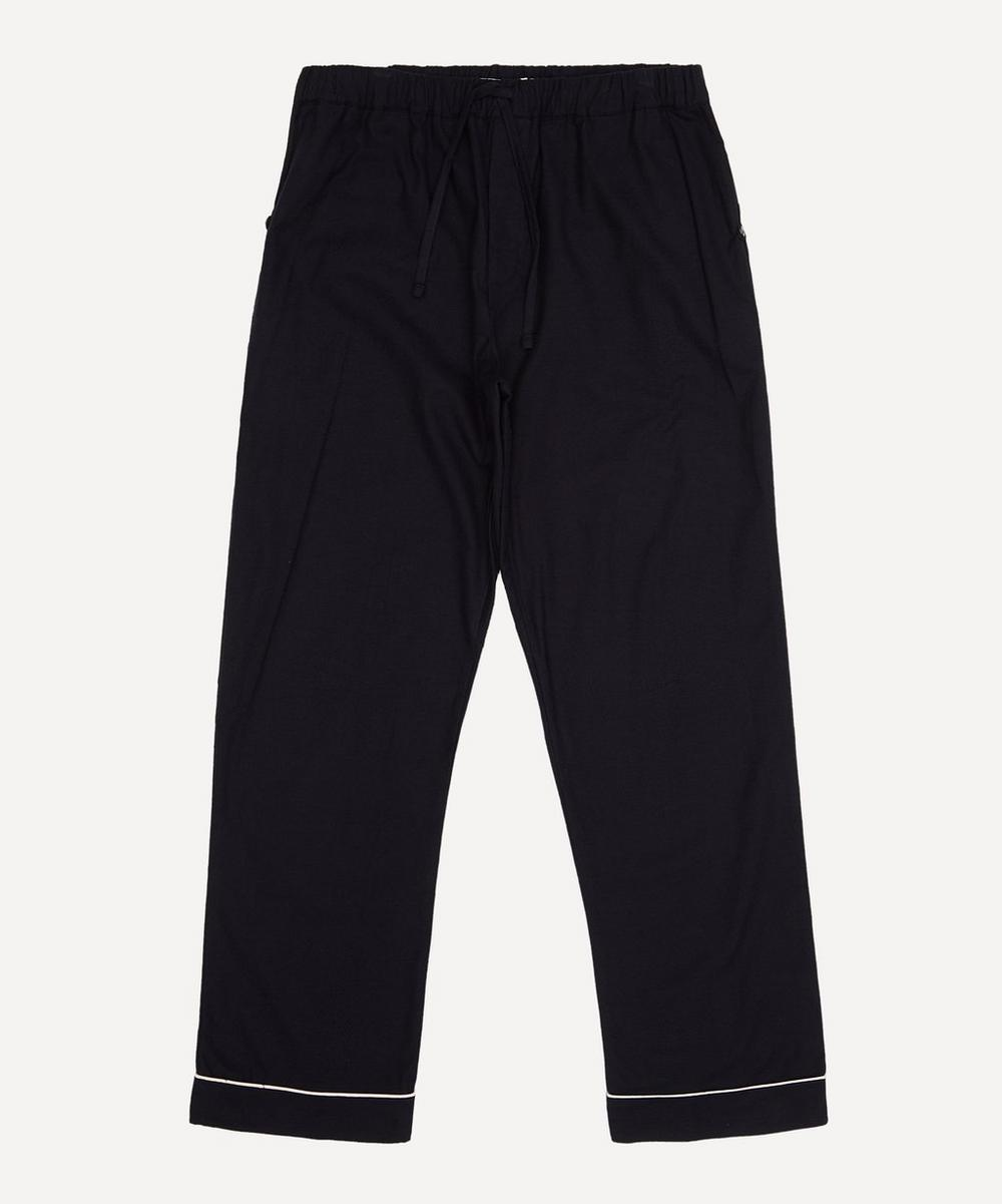 Desmond & Dempsey - Brushed Cotton Pyjama Trousers