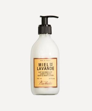 Miel de Lavande Hand and Body Lotion 300ml