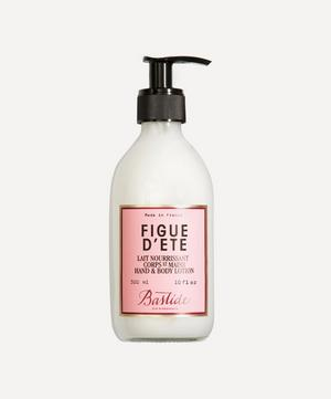 Figue d'Ete Hand and Body Lotion 300ml