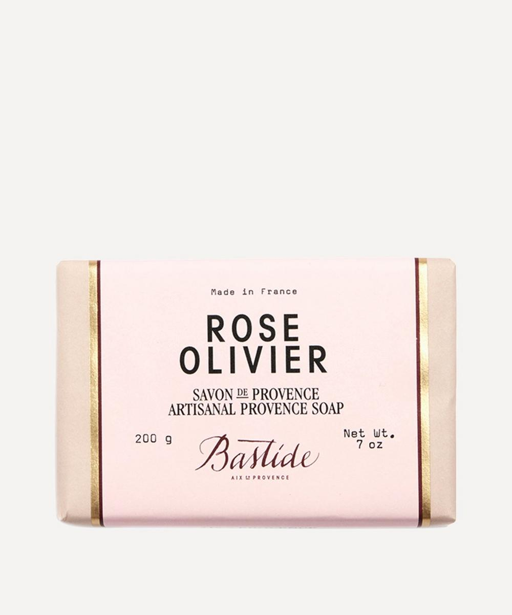 Bastide - Rose Olivier Solid Soap 200g
