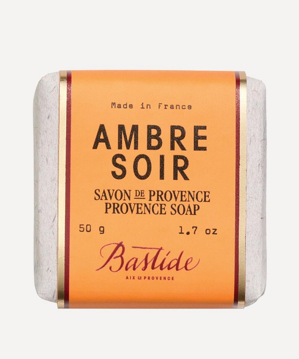 Bastide - Ambre Soir Solid Soap 50g