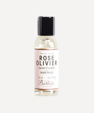 Rose Olivier Body Wash 50ml