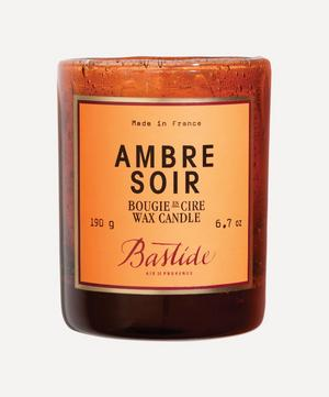 Ambre Soir Candle 190g