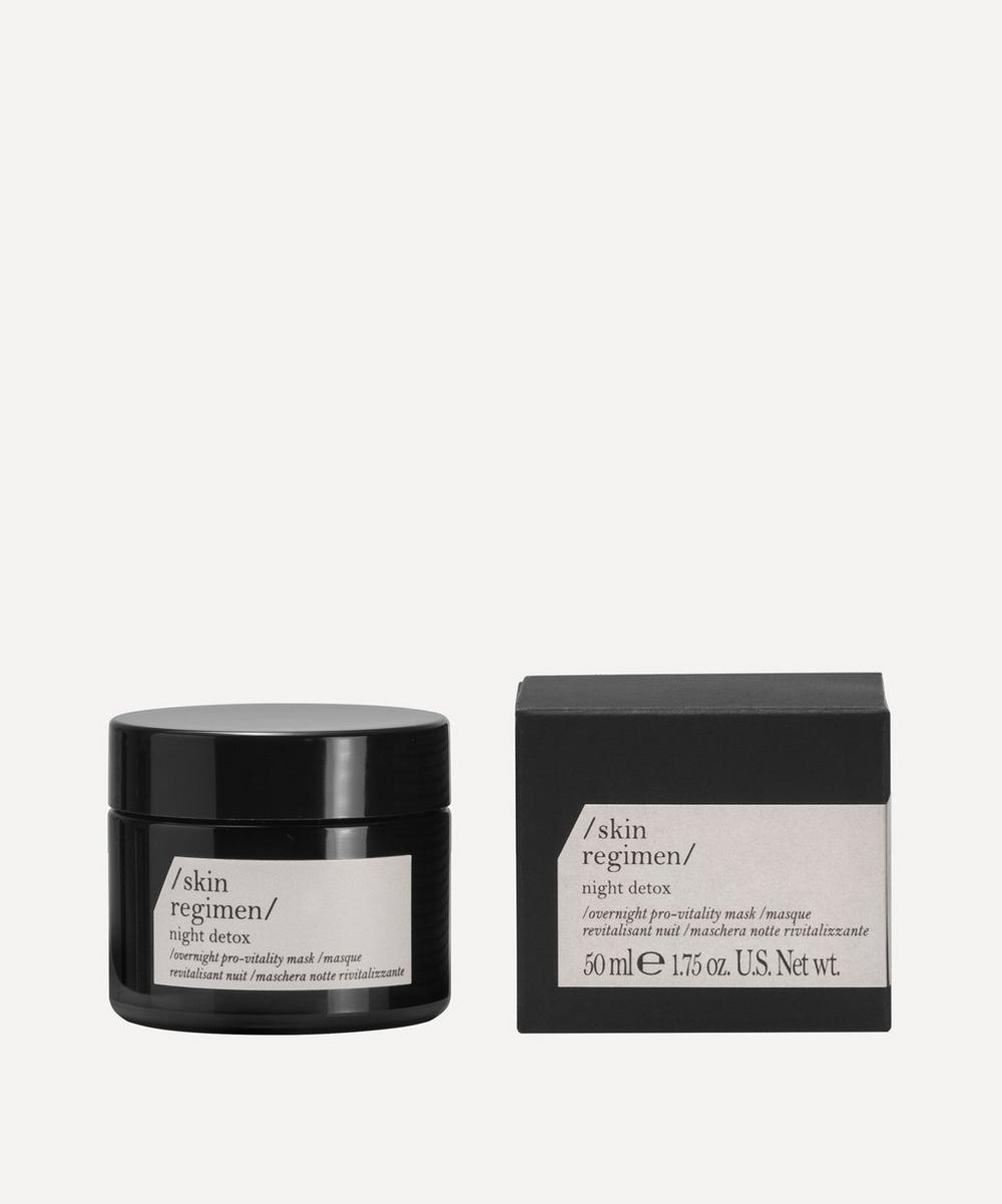 Skin Regimen - Detox Night Mask 50ml