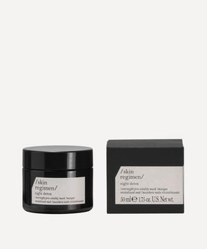 Detox Night Mask 50ml