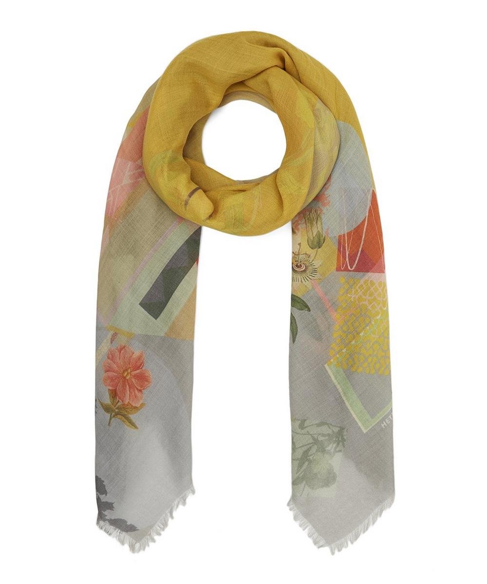 Heti's Colours - Liv Wool Scarf
