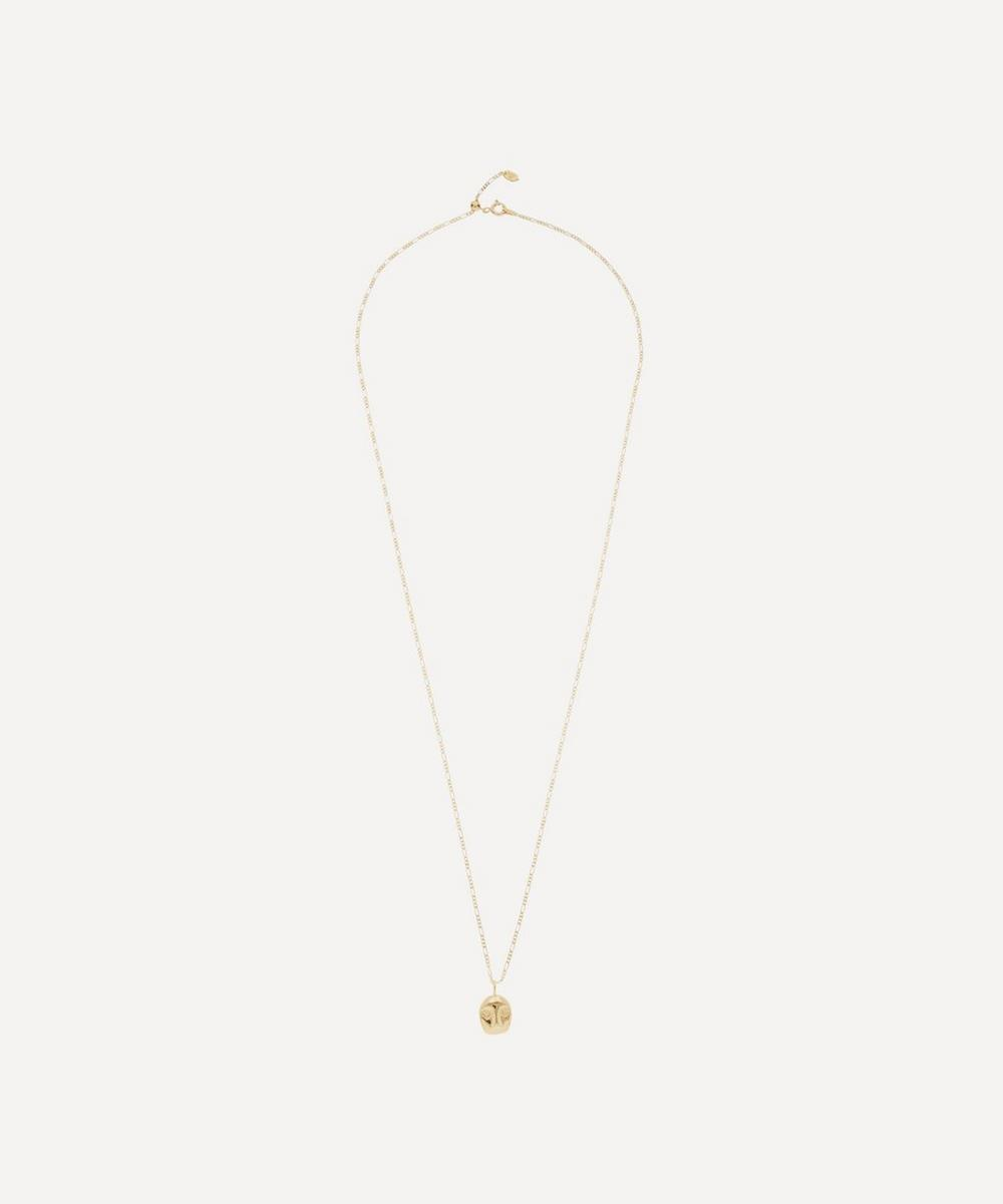 Maria Black - Gold-Plated Ray Necklace