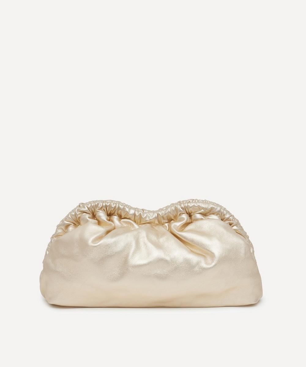 Mansur Gavriel - Leather Cloud Clutch