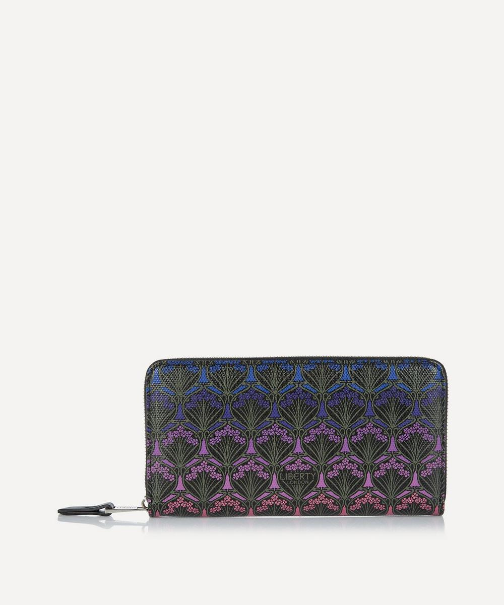 Liberty - Dusk Iphis Large Zip-Around Wallet