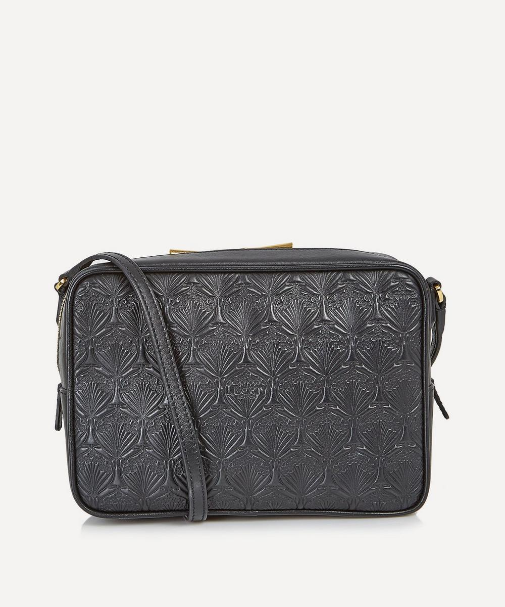 Liberty - Iphis Embossed Leather Maddox Cross Body Bag