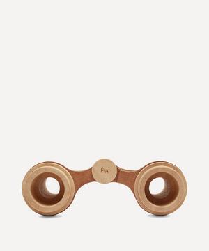 Wooden Binoculars