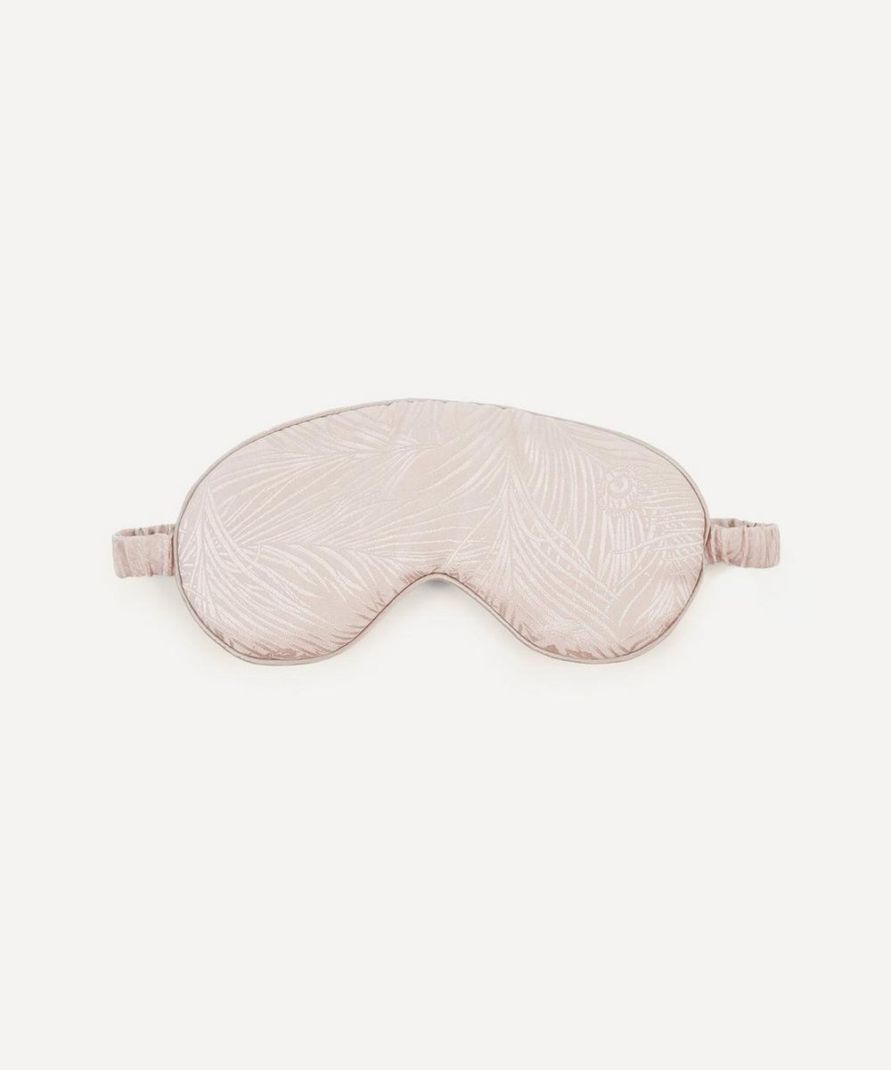 Liberty - Hera Silk Jacquard Eye Mask