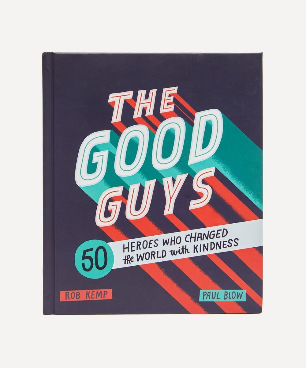 Bookspeed - The Good Guys: 50 Heroes Who Changed the World with Kindness