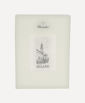 Milano A5 White Paper 24 Sheets