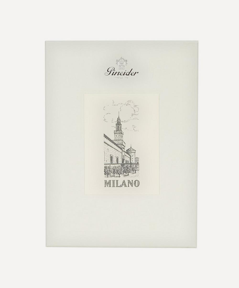 Pineider - Milano A5 Ivory Paper 24 Sheets