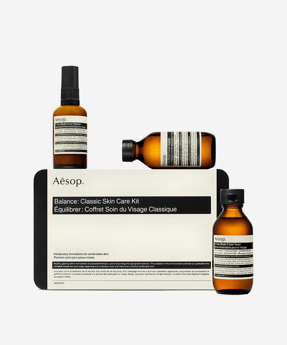 Aesop - Balance: Classic Skin Care Kit