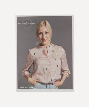 The Blouse Sewing Pattern