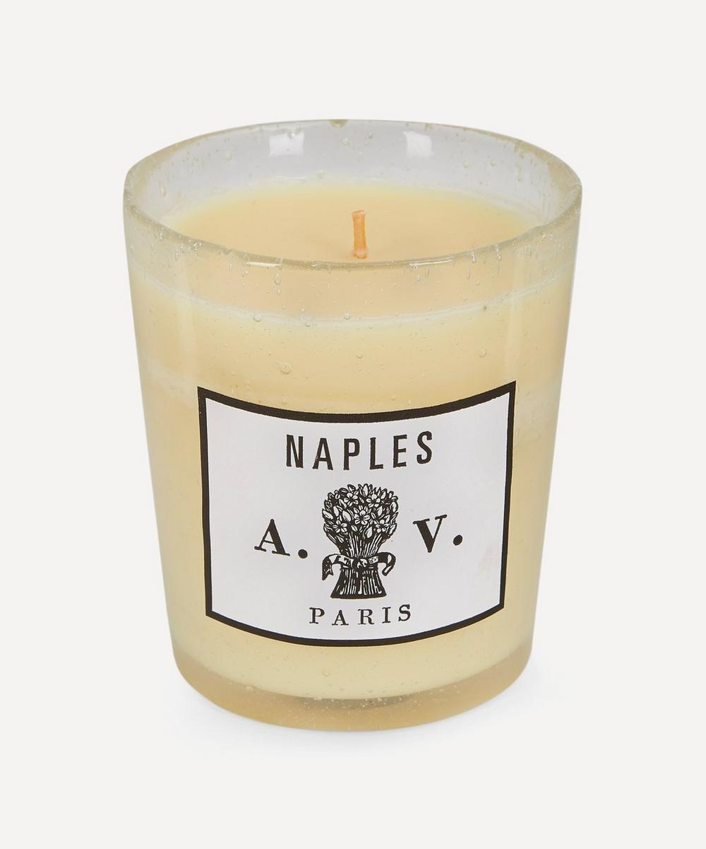 Astier de Villatte - Naples Glass Scented Candle 260g