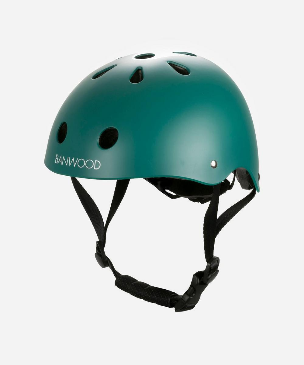 Banwood - Classic Matte Bicycle Helmet