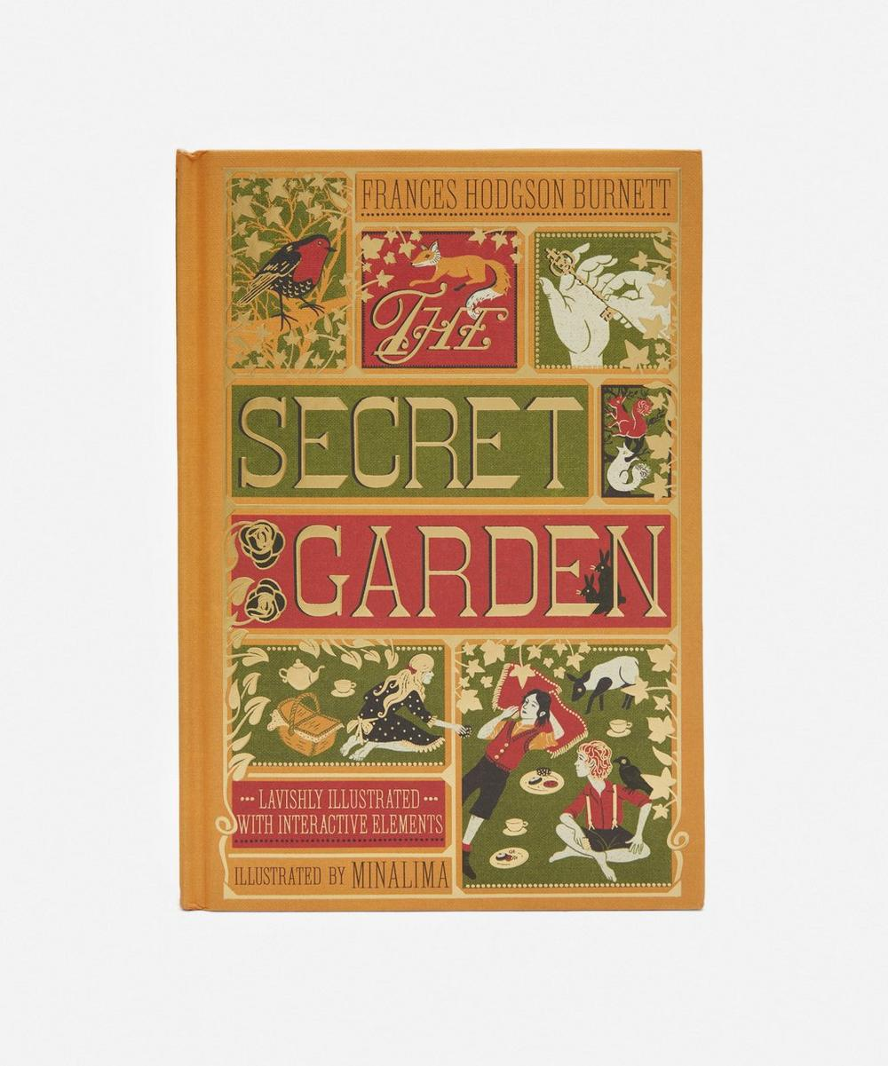 Bookspeed - Illustrated The Secret Garden