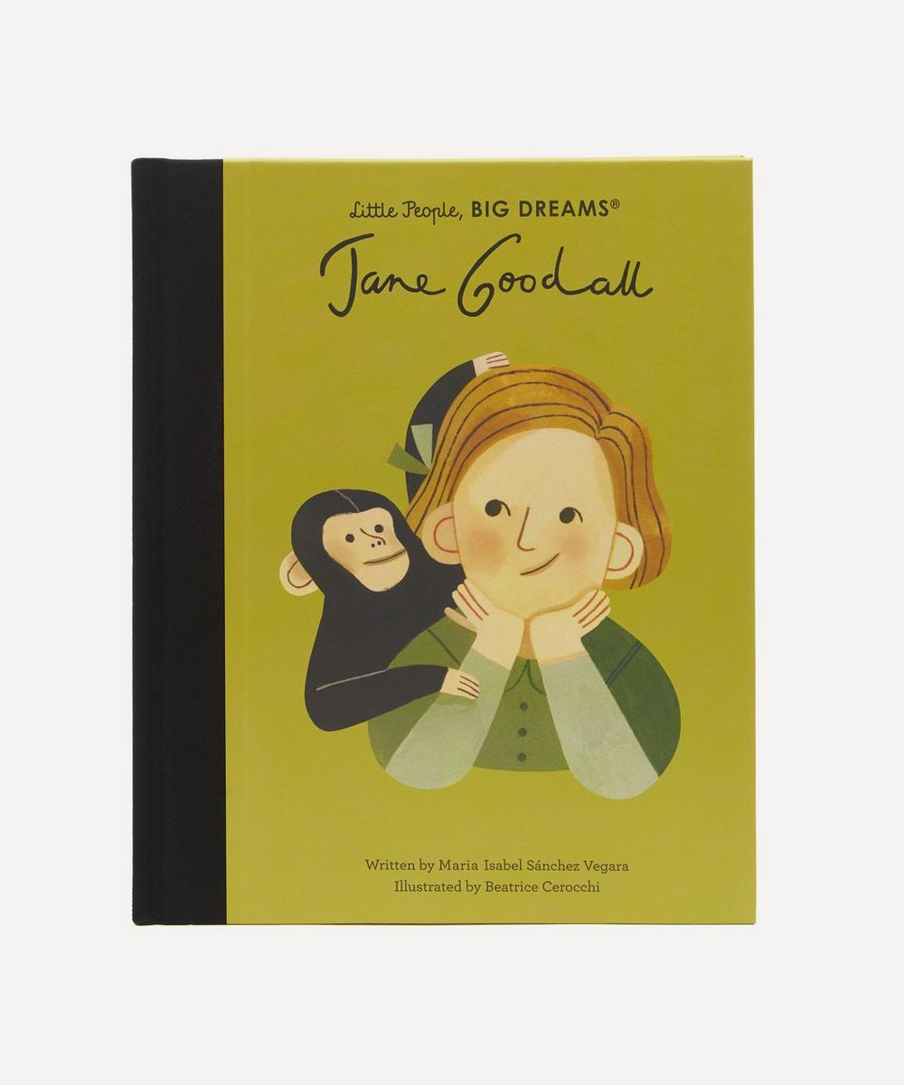 Bookspeed - Little People Big Dreams Jane Goodall Book