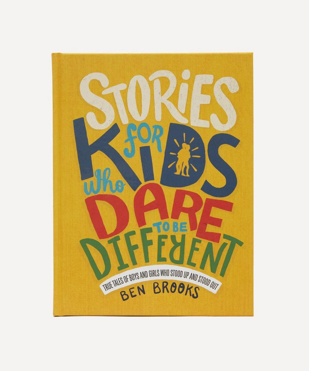 Bookspeed - Stories for Kids Who Dare to be Different Book