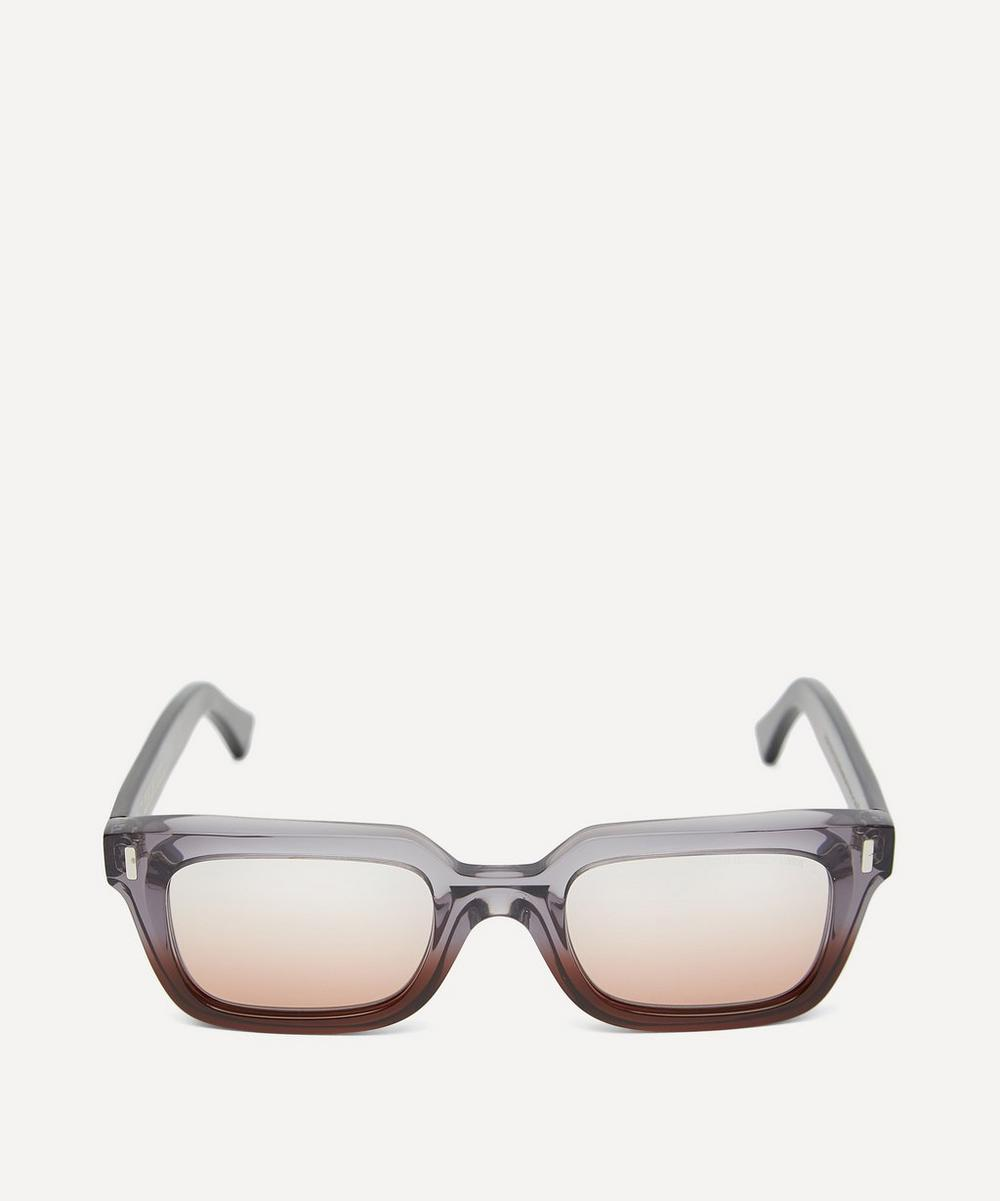 Cutler And Gross - Reverse Gradient Sherry Sunglasses