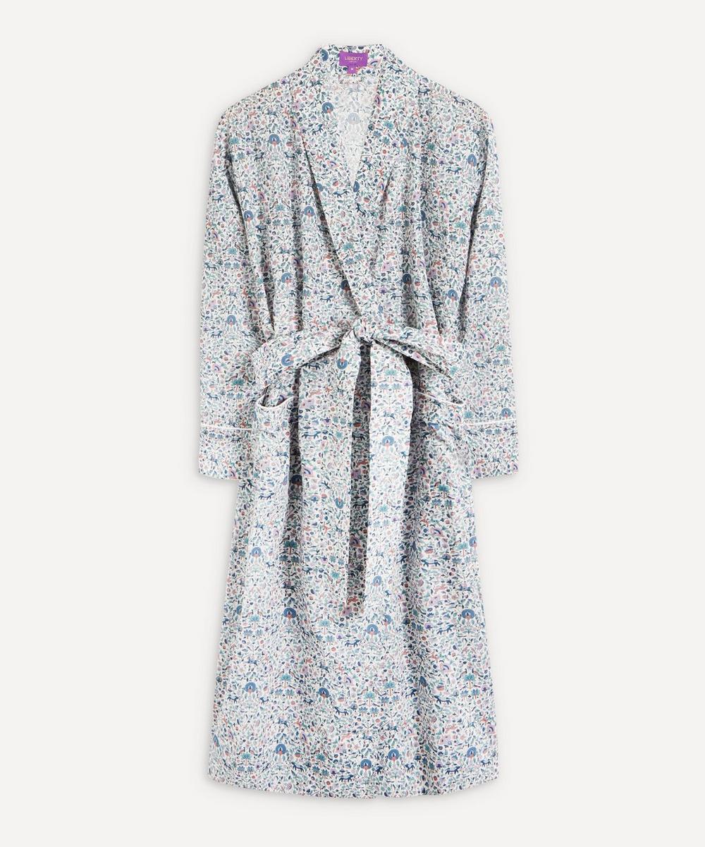 Liberty - Imran Tana Lawn Cotton Long Robe