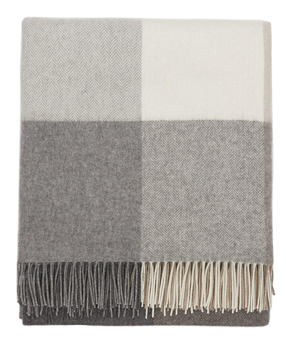 Avoca - Rome Large Cashmere-Blend Throw