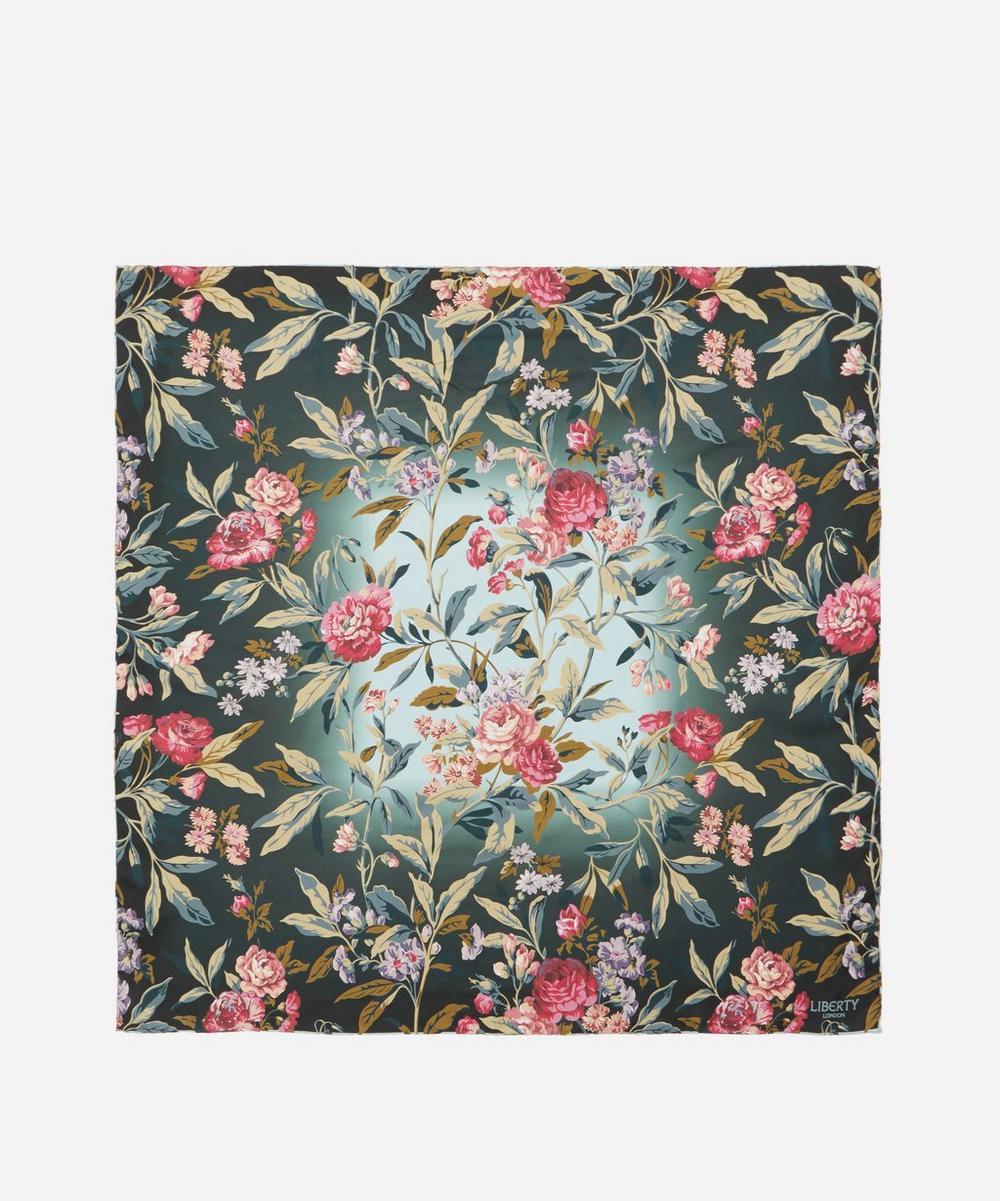 Liberty - Desert Rose 90 x 90cm Silk Twill Foulard Scarf