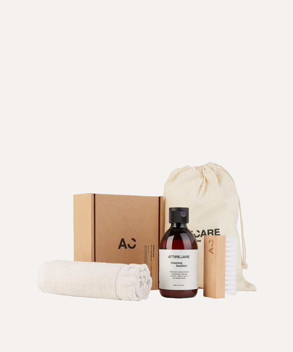 Attirecare - Shoe Cleaning Set