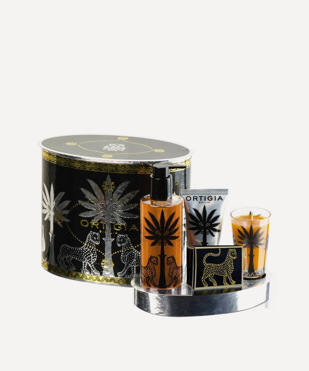 Ortigia - Ambre Nera Gift Box