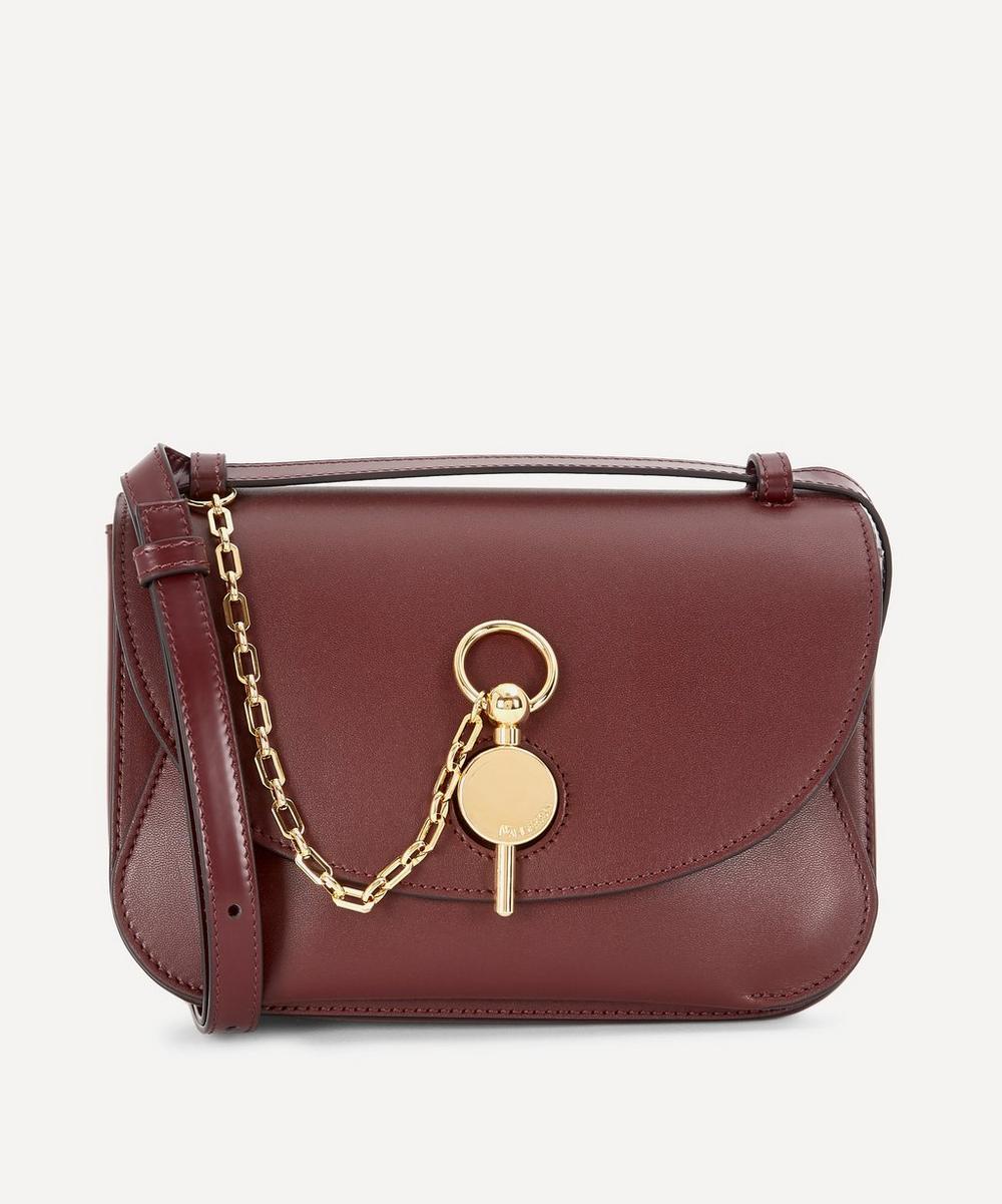 JW Anderson - Key Leather Cross-Body Bag